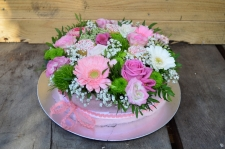 Geboorte taartje dochter