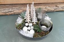 Laag winters arrangement