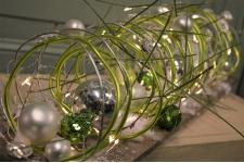 Langhoudbare kerstdecoratie