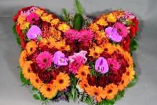 Rouwstuk 'Le Papillon'